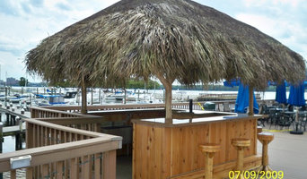 Boling AFB, Washington DC - 10 x 10 Tiki Bar - Project 1