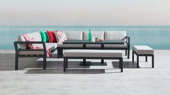 BONDI Outdoor Dining/Lounge Combo