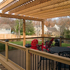 Traditional Deck by All Weather Decks