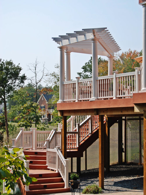 saveemail - Deck Stairs Design Ideas