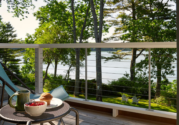 Transitional Deck by Knickerbocker Group