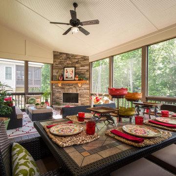 Brock Built Homes - Obie Award Idlewilde Residence 2014