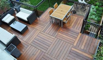 Brooklyn Heights - Cumaru Modular Deck | City Decks New York, LLC