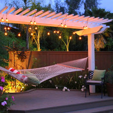 Traditional Deck by Creative Atmospheres, Inc.