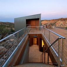 Modern Deck by Imbue Design