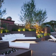 Contemporary Deck by dSPACE Studio Ltd, AIA