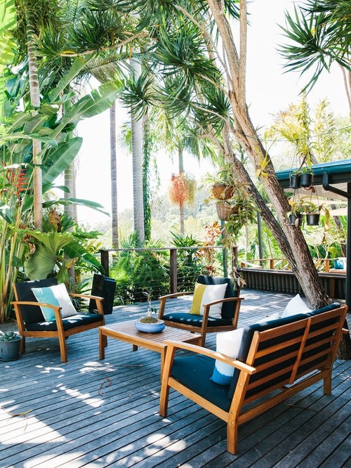 Tropical Deck Design Ideas Remodels Amp Photos