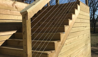 Cable Deck Railing