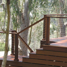 Modern  by San Diego Cable Railings