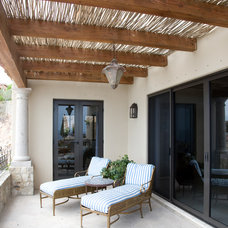 Mediterranean Deck by Djuna Design Studio