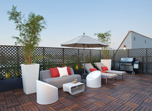 Eclectic Deck by Caisson Studios