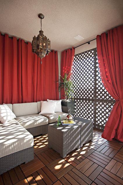 Mediterranean Deck by Caisson Studios