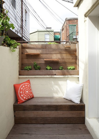 Transitional Deck by Laura Bauers