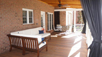 Care-free Outdoor Living Space