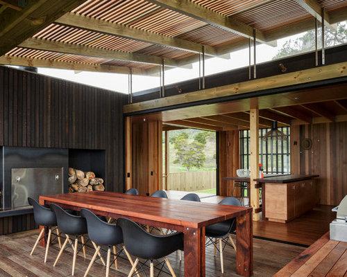 Rustikale Terrasse Auckland Ideen Design Bilder Houzz