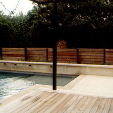Contemporary Deck by Green Republic Design Group