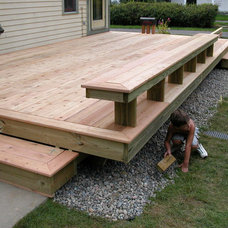 Contemporary Deck by Theodore Wagner