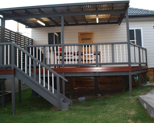 Outdoor Newcastle Maitland 44 Newcastle - Maitland Outdoor Design Photos with a Roof Extension