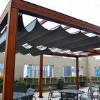 Potrero Hill Backyard Contemporary Deck San