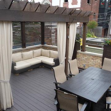 Chicago Roof Decks & Landscaping