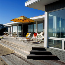 Beach Style Patio by Neumann Mendro Andrulaitis Architects LLP