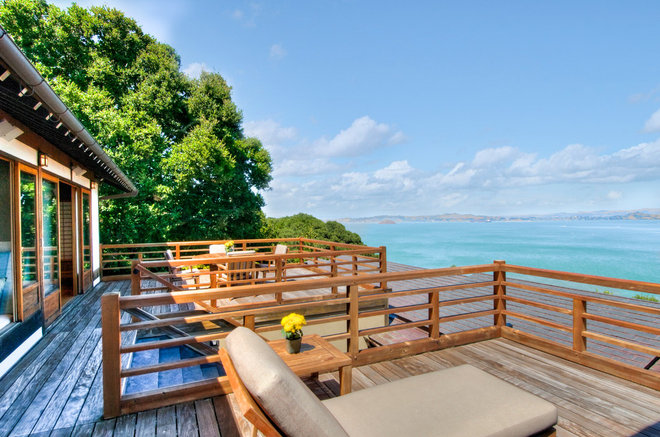 Asian Deck by Decker Bullock Sotheby's International Realty