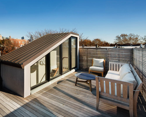 Rooftop Stair Houzz