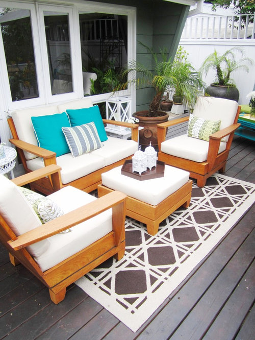 Deck Furniture Houzz