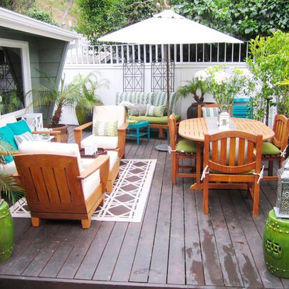 Garden Seating Design Ideas, Pictures, Remodel, and Decor