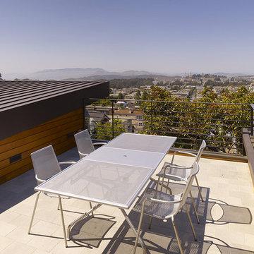 Cole Valley Hillside - John Maniscalco Architecture