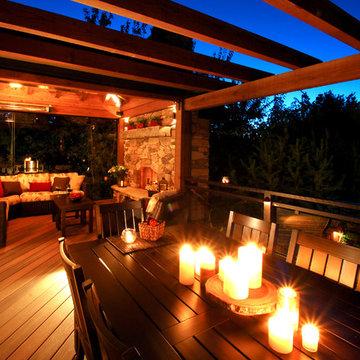 Colorado Outdoor Living Room