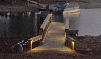 Columbia Deck, Dock and Patio Lighting