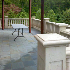 Craftsman Deck by Coral Cast Architectural Stone