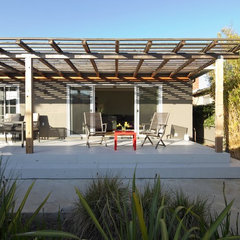 contemporary patio by David Lauer Photography