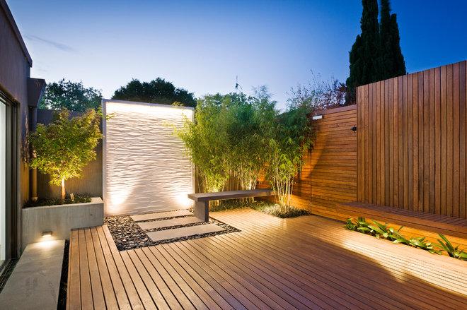 Современный Терраса Contemporary Deck