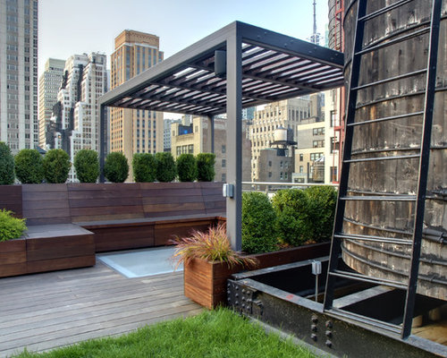 saveemail - Rooftop Deck Design Ideas