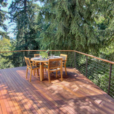 contemporary deck by knowles ps