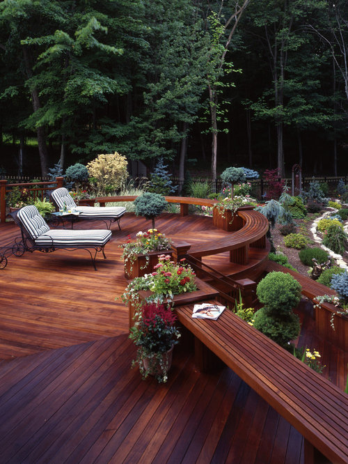 backyard deck design ideas remodels photos - Backyard Deck Design Ideas