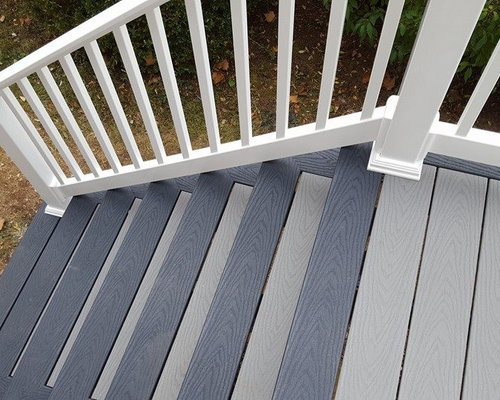 Trex Decking Gray : Contractor projects
