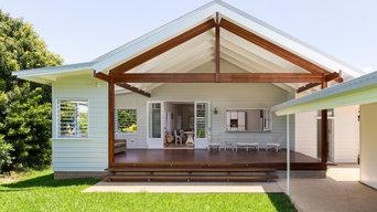 Cooroy Queenslander renovation Luna Constructions