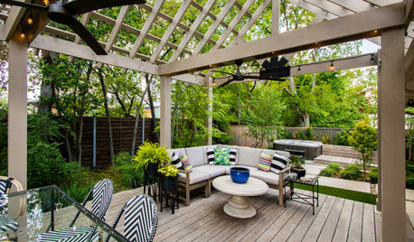 Patio of the Week: Year-Round Dining, Lounging and Soaking