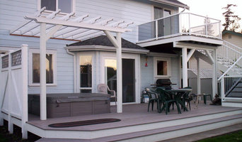Couple Decks and Outdoor living areas