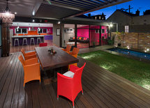 Love the decking... what timber did you use?