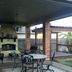 patio by AARCON Construction and Remodeling