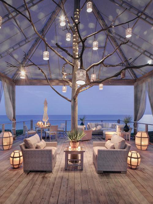 Gazebo per terrazza - Foto e idee | Houzz