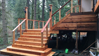Custom Cedar/Composite Decks