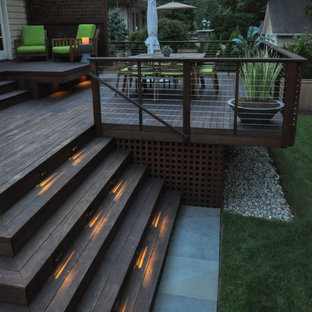 75 Beautiful Backyard Deck Pictures & Ideas | Houzz