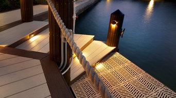 Custom Dock Marco Island