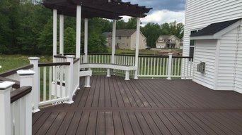 Custom Trex Transcend deck, Somerset