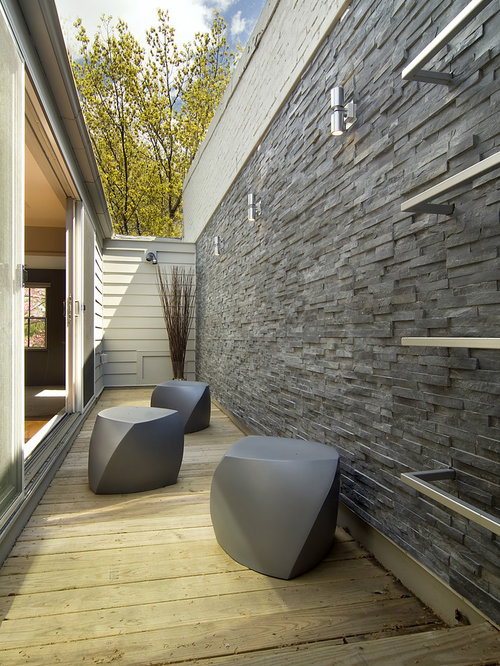 Small Outdoor Space Ideas Part - 50: Inspiration For A Contemporary Deck Remodel In DC Metro